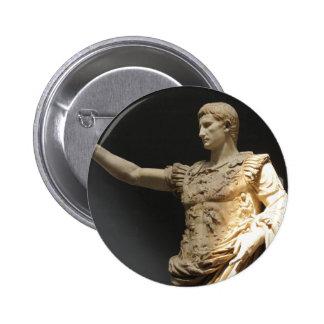 Julius Caesar 2 Inch Round Button