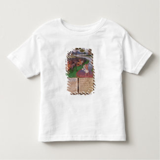 Julius Caesar  Crossing the Rubicon, c.1470 Toddler T-shirt