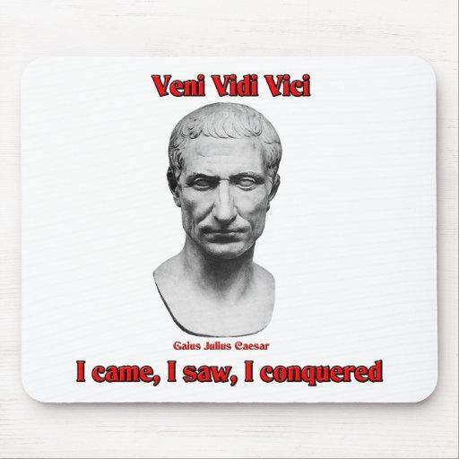 Julius Caesar Mousepads
