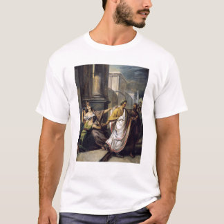 Julius Caesar  on his way to the Senate T-Shirt