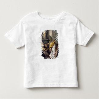 Julius Caesar  on his way to the Senate Toddler T-shirt