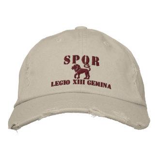 Julius Caesar's 13th Gemina Legion Embroidered Baseball Hat
