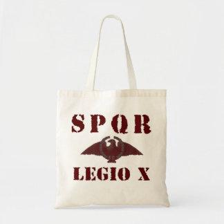 Julius Caesar's Famed 10th Legion Reusable Bag