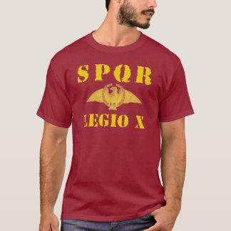 Julius Caesar's Famed 10th Legion T-Shirt