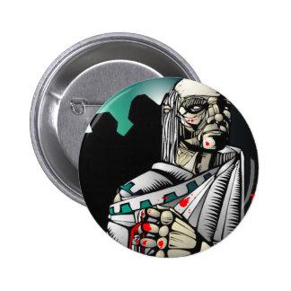 Julius Ceasar 2 Inch Round Button