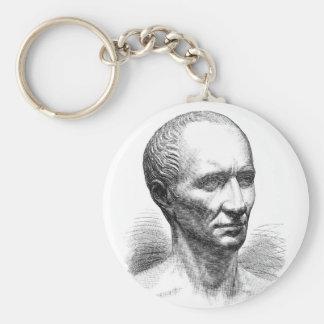 Julius Ceaser Keychain