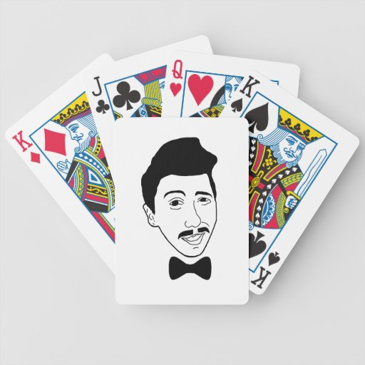 Julius Fever Swag Bicycle Poker Cards
