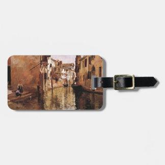 Julius LeBlanc Stewart- The Canal Bag Tags