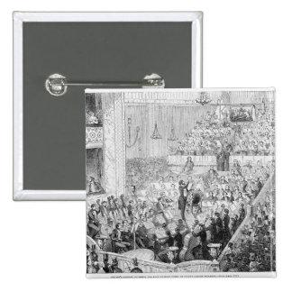 Jullien's Concert Orchestra Pinback Button
