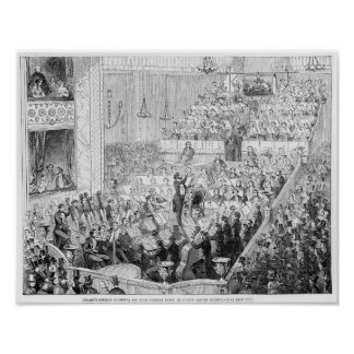 Jullien's Concert Orchestra Poster