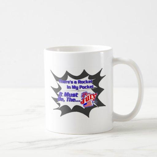 July4 Classic White Coffee Mug