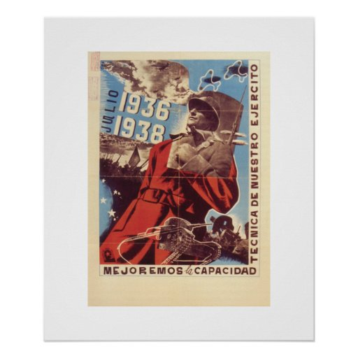July; 1936-1938; it's necessary_Propaganda Poster