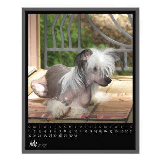 july 2012 calendar flyer