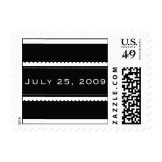 July 25, 2009 postage stamps