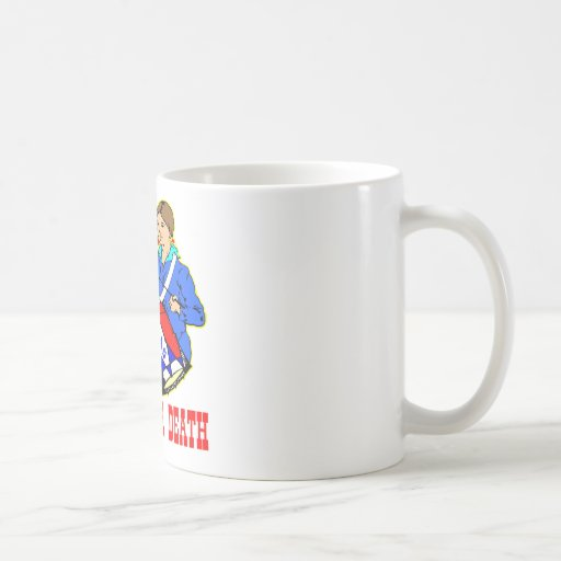July 4, 1776 Liberty Or Death Independence Day Mugs