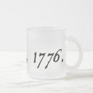 July 4 1776 coffee mugs