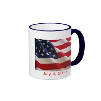 July 4, 2011 Mug