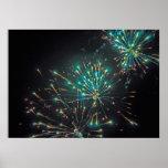 July 4 Fireworks 11 Print