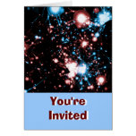 July 4 Fireworks and BBQ Celebration Party Event Cards