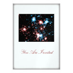 """July 4 Star Spangled Fireworks BBQ Barbecue Party 5"""" X 7"""" Invitation Card"""