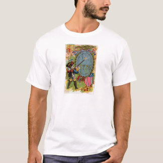 July 4th 1776 Minuteman T-Shirt