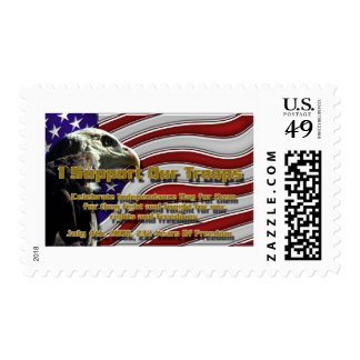 July 4th, 2008 Postage