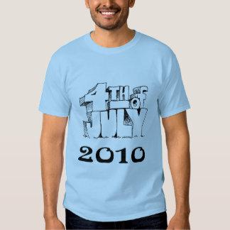 july 4th 2010 shirt