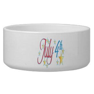 July 4th bowl