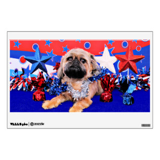 July 4th - Brussels Griffon - Oliver Room Graphics