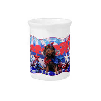 July 4th - Cavalier King Charles Spaniel - Charlie Pitcher