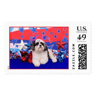 July 4th - Cavashon - Bandit Stamp