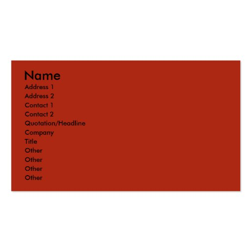 July 4th Firecracker - Beagle Puppy Double-Sided Standard Business Cards (Pack Of 100)