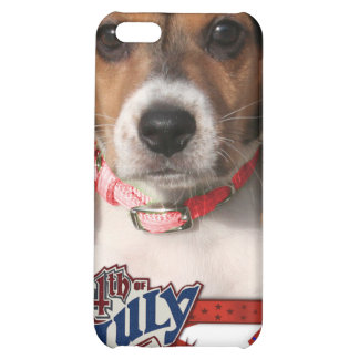 July 4th Firecracker - Beagle Puppy iPhone 5C Covers