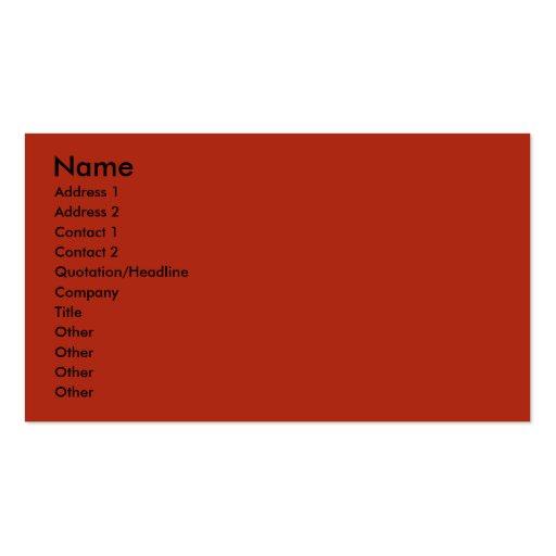 July 4th Firecracker - Coton de Tulear Business Cards