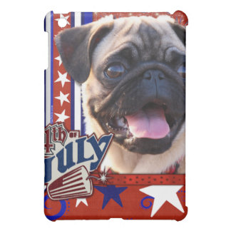 July 4th Firecracker - Pug iPad Mini Case