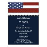 July 4th Holiday party Invitation