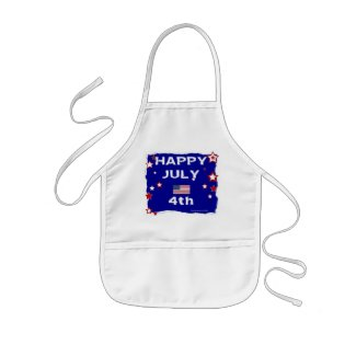July 4th (Independence Day) Adult Apron