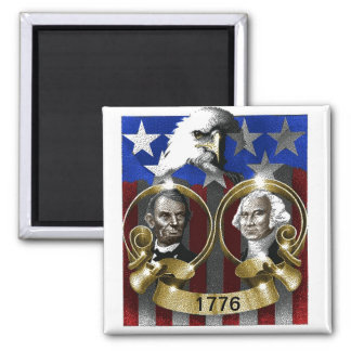 July 4th Independence Day Magnet