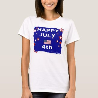 July 4th (Independence Day) T-Shirt