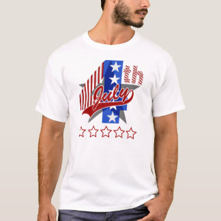 July 4th Independence Day T-shirts