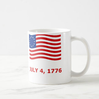 July 4th Independence Day T-Shirts Gifts Coffee Mugs