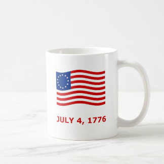 July 4th Independence Day T-Shirts Gifts Coffee Mug