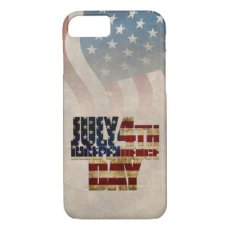 July 4th Independence Day V2.0 2020 iPhone 8/7 Case