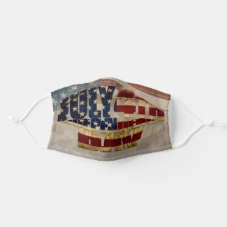 July 4th Independence Day V2.0 2020 Cloth Face Mask