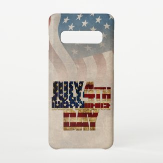 July 4th Independence Day V2.0 2020 Samsung Galaxy S10 Case
