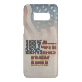 July 4th Independence Day V2.0 2020 Uncommon Samsung Galaxy S8 Case