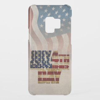 July 4th Independence Day V2.0 2020 Uncommon Samsung Galaxy S9 Case