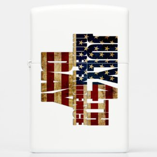 July 4th Independence Day V2.0 2020 Zippo Lighter