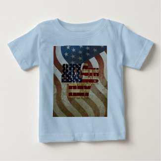 July 4th Independence Day V3.0 2020 Baby T-Shirt
