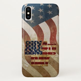 July 4th Independence Day V3.0 2020 iPhone X Case